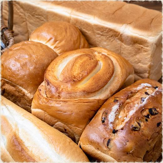 ワタナベのパン〈箱根山ブレッド〉